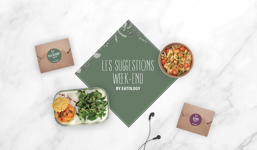 Suggestions week-end du 26 octobre