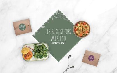 Suggestions week-end du 9 novembre