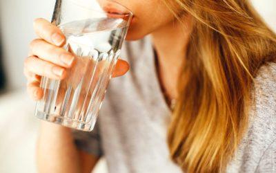 Pourquoi boire de l'eau?