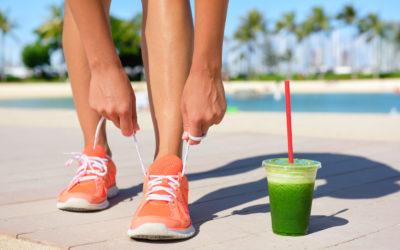 La nutrition du sportif