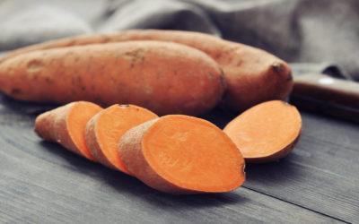 Une douceur de patate