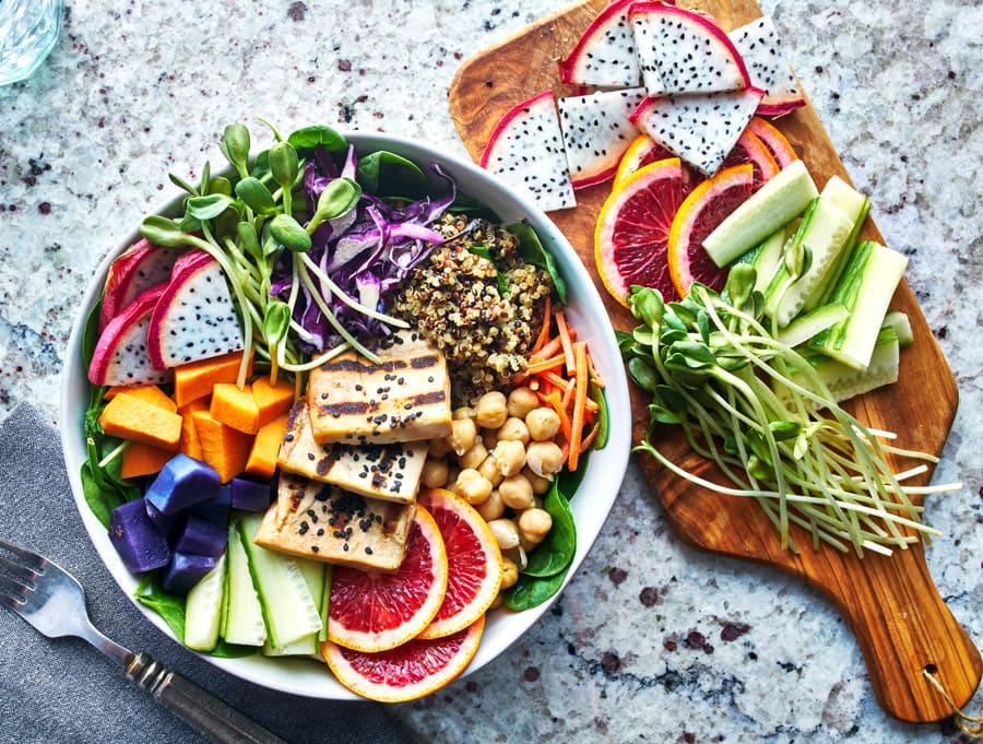 vegetarien-pict1 Le summer body sans salle de sport c'est possible !